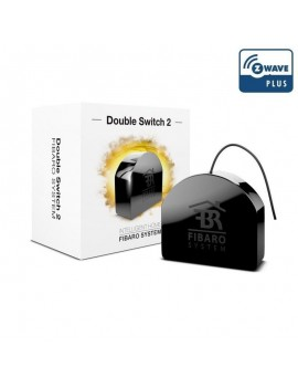 FIBARO ZWave Dbl Switch 2